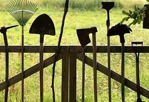 Para un buen jardín